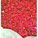 rose petals floral tea