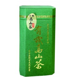 High Mountain Taiwan Oolong Tea