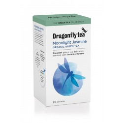 Dragonfly Organic Moonlight Jasmine Green Tea
